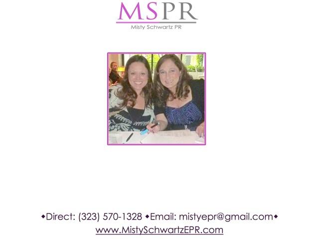 MSPR Press Kit 2013-2