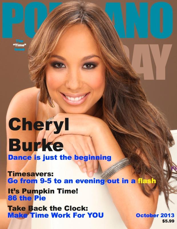 Pompano Today October 2013-Cheryl Burke COVER