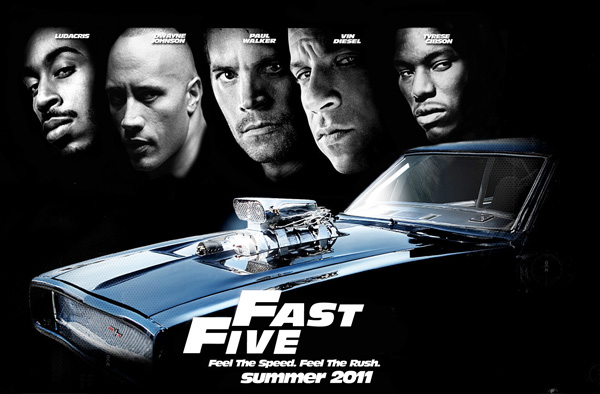 fast five movie premiere. Fast Five, ludacris, Movie