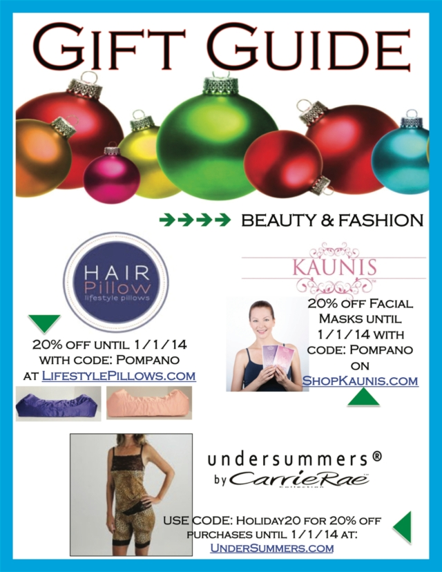 Pompano Today Gift Guide-pg 1