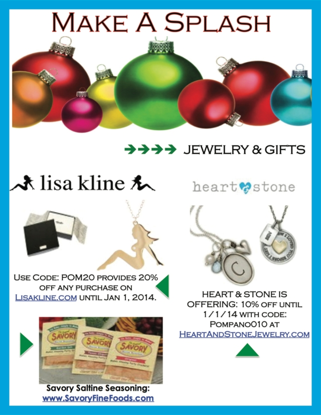 Pompano today gift guide pg 2 December 2013